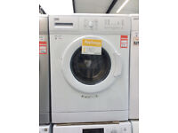 **CLEARANCE** Beko WM5122W A+ 5Kg 1200 Spin Washing Machine - White #351642