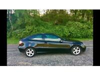 Mercedes C220 2.1 CDI SE, AUTOMATIC-DIESEL, YEAR MOT, Full Service History