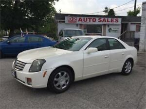 2003 Cadillac CTS Remote Starter/Leather/Auto/Certified