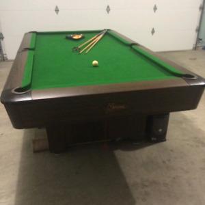 National Pool Table