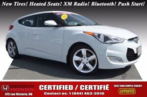 2012 Hyundai Veloster Tech Package New Tires! Auto Start! Heated