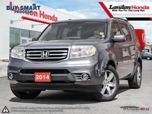 2014 Honda Pilot Touring One owner vehicle, Originally purcha...