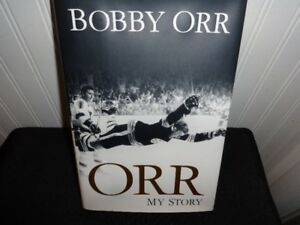 Hardcover Orr My Story