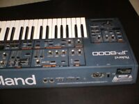 Rolan JP8000 Virtual Analog Synthesizer