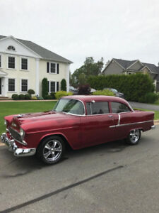 1955 CHEVY 210 FULL CUSTOMIZED