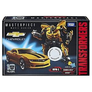 Bumblebee MPM-3 [SEALED / Mint] Transformers Masterpiece Toy