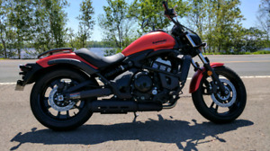 2016 Kawasaki Vulcan S with ABS