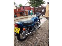 Honda 250cc Superdream MOT until 3.7.18