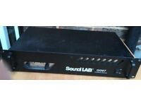 Soundlab G097 Great Professional Power Amplifier -Superb Sound.
