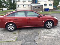 Vauxhall vectra design