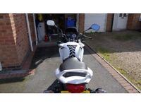 Honda CBF125 low mileage