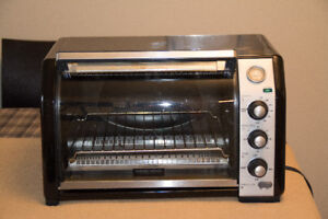 Black and Decker Convection large Toaster Oven