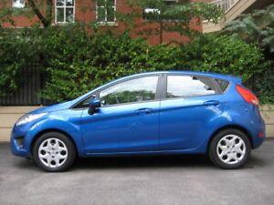 2011 Ford Fiesta SE Hatchback Hatchback
