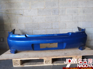 JDM 04-07 Subaru WRX STi REAR Bumper Cover with Big Spats Lip