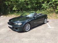 BMW 3 SERIES 2.5 325CI M Sport 2Dr