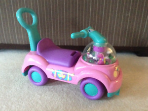 Fisher-Price Little People Princess Ride-On