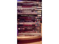 18 Horror Films, DVD, £10
