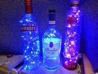 Novelty Bottle Lights
