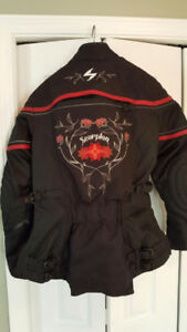 Ladies Motorcycle Riding Gear