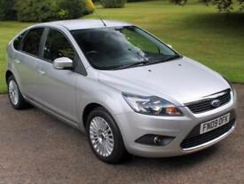 2009 (09) Ford Focus 1.6 Titanium 5dr