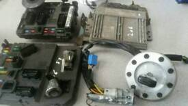 Peugeot 206 ecu kit 53 reg