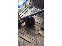 Petrol leaf blower for sale