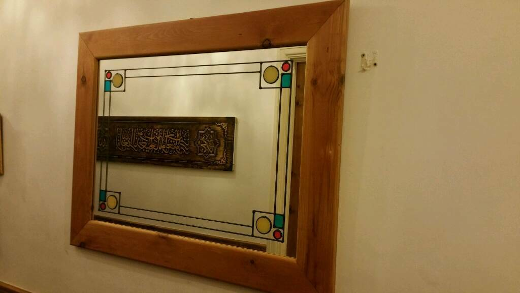 Large mirrors. Excellent condition. Pair