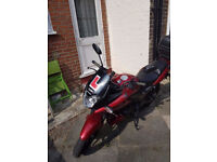 Honda CBF125 Good Condition