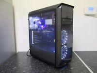 ★New Build AMD A10-7860k/GTX 660 Ti/8GB DDR3 Wireless Gaming Tower★