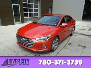 2017 Hyundai Elantra LIMITED NAV Navigation (GPS),  Leather,  He