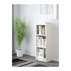 IKEA BILLY BOOKCASE (WHITE)