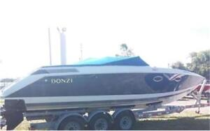 1986 Donzi......BAD CREDIT FINANCING AVAILABLE!!