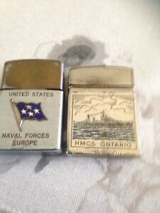 WWII lighters