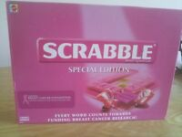 Scrabble (boxed - special edition) - as new