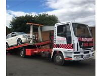 24hr BREAKDOWN\/ACCIDENT/RECOVERY\/DELIVERY DIRECT TO GARAGE OF YOUR CHOICE