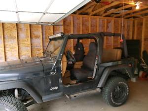 Jeep TJ 98