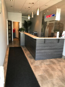 Commercial Store / Offices renovated space for rent