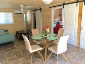 Fully Renovated Year-Round Cottage w/ Water Access & Heat Pump!