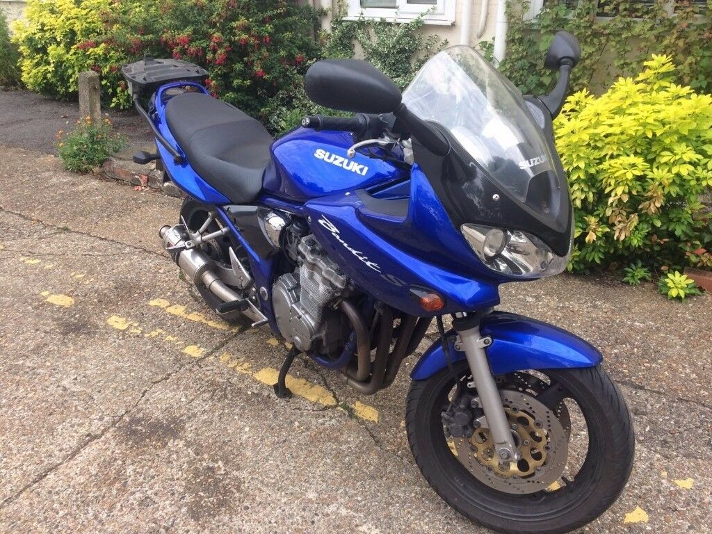 suzuki bandit 600, in v good condition with brand new parts | in