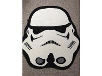 Storm trooper rug