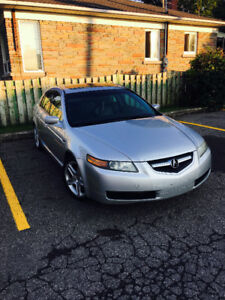 2006 Acura TL Luxury Sedan