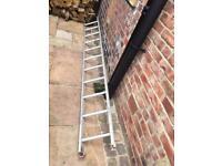 Length of ladder- 3.1m