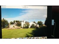 NICE COUNTRY HOME REFURBISHED, NETHERLEY AB393QL. NEAR ABERDEEN 2 ACRES