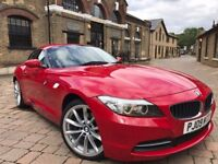**NEW SHAPE BMW Z4 2.5 23i sDRIVE**FULL SERVICE HISTORY**HPI CLEAR**TOP CONDITION