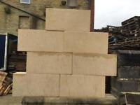 Walling blocks