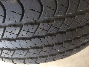 Tires For Sale $120.00