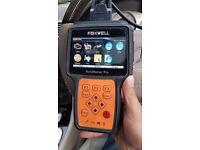 Car diagnostic diagnostics. Scan codes, reset service light &more. Basic service also offered.