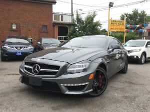 2014 Mercedes-Benz CLS-Class CLS63AMG*S*RedLeather*Nav*Cam*FullO