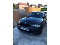 Bmw 1 serious not swap just bought a new car