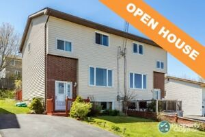 OPEN HOUSE! PRICED TO SELL!! 2 storey, 3 bed semi fully finished